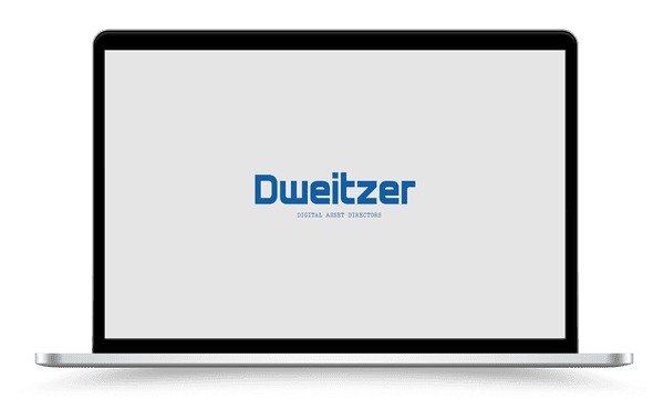 notebook screen write dweitzer logo